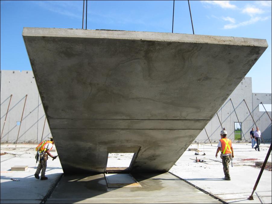 How Tilt Up Construction Works Fulltilt Ontario Site