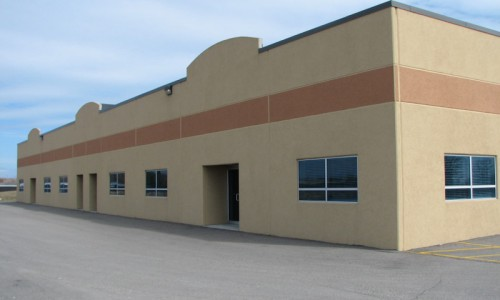 Courtice Storage Building completed