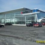 Owasco Building Complete