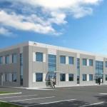 Clarington Energy Business Centre future tilt-up building