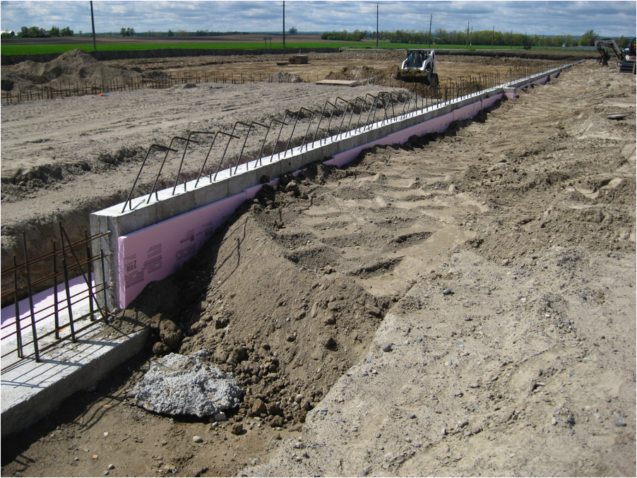 Tilt Up Concrete Slabs : How tilt up construction works fulltilt ontario site